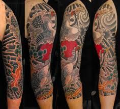Image result for japanese crane tattoo