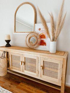 Black Salt Co - Coastal Luxe Homewares Living Room Decor On A Budget, Home Design Living Room, Luxe Decor, Coastal Decor, Coastal Country, Minimal Decor, Rattan Furniture, Moroccan Decor, Decorating Small Spaces