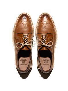 Allen Edmonds for F.S.C.