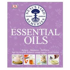 NEW - Essential Oils Book