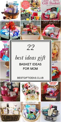 22 Best Ideas Gift Basket Ideas for Mom . Hello there Jill: when we do gift baskets, we usually consist […] New Mom Gift Basket, Mother's Day Gift Baskets, Gift Baskets For Women, Themed Gift Baskets, Diy Gifts For Mom, Diy Mothers Day Gifts, Gifts For New Moms, Bridesmaid Gifts From Bride, Mason Jar Gifts