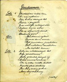 Gaudeamus str. 1