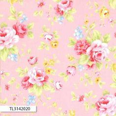 ANTIQUE FLOWER PASTEL 31420
