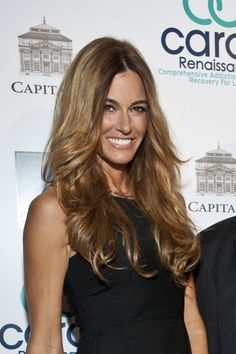 Kelly Bensimon channels Charlies Angels
