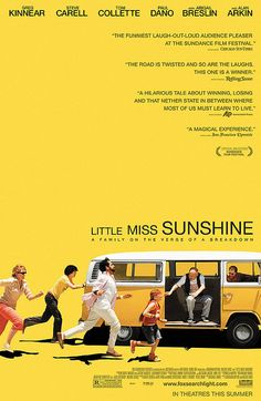 Little Miss Sunshine (2006) - by Jonathan Dayton & Valerie Faris