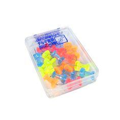 Velos Push Pins - Fluorescent