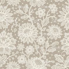 Lace Seamless Pattern royalty-free stock vector art