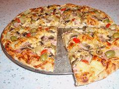 Osoby szukające przepisu na prawdziwe cienkie ciasto na pizze będą wniebowzięte. Najwyższy czas napisać, jak w domowych warunkach zrobić ciasto rodem z prawdziwej pizzerii. Przeglądając fora internetowe, bardzo często zobaczyć można pytania odnośnie tego jak zrobić cieniutkie ciasto w swojej kuchni – mój przepis kieruję do Wszystkich maniaków pizzy zjadanej w pizzerii. Do przygotowania cienkiego ... Czytaj dalejCienkie ciasto na pizze Hawaiian Pizza, Vegetable Pizza, Quiche, Vegetables, Breakfast, Food, Diy, Morning Coffee, Bricolage