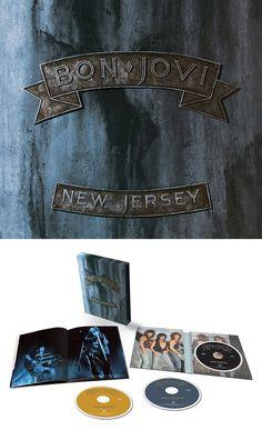Bon Jovi. New Jersey. Need I say more?