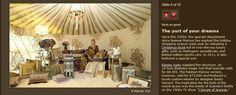 Yurts so good - MSN Real Estate