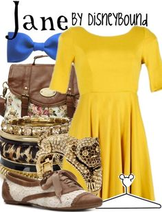 Jane - Tarzan outfit