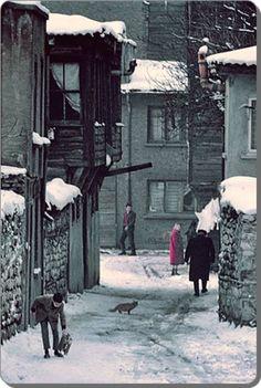 İstanbul, Sultanahmet - 1968