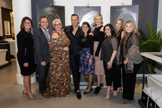 Our 2016 #DXVDesignPanel with DXV's Vice President of Brand Marketing Jeannette Long, Vice President of Design Jean-Jacques L'Henaff, @modenus Veronika Miller and Director of Luxury Product Marketing Margaret Monteleone. Susan Jamieson @bridgetbeari, Richard Anuszkiewicz @rta2z, Beth Dotolo and Carolina Gentry @pulpdesigns and Genevieve Ghaleb.