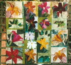 Ruth McDowell Quilts Art | Pippa'a More Recent Quilts