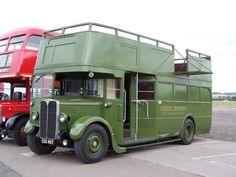 1953 AEC Regent maintenance bus by Weymann