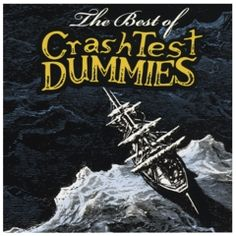 Barnes & Noble® has the best selection of Pop Adult Alternative Pop/Rock CDs. Buy Crash Test Dummies's album titled The Best of Crash Test Dummies Cool Things To Buy, Good Things, Stuff To Buy, Crash Test Dummies, Music Is My Escape, Jazz Blues, Popular Music, Pop Rocks, Music Albums