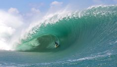 Heavy Teahupoo  Portfolio: Jeff Flindt | The Inertia