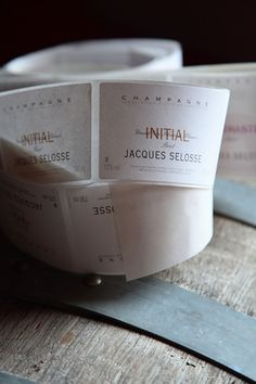 Image result for jacques selosse Champagne, Place Cards, Place Card Holders, Wine, Tableware, Image, Dinnerware, Dishes, Serveware