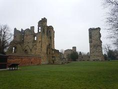 Ashby Castle Ruins