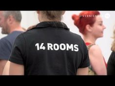 14 Rooms. Live Art Exhibition in Basel