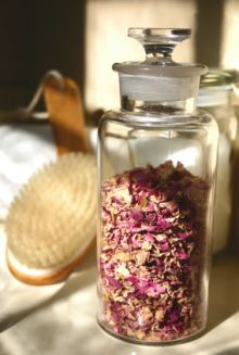 Potpourri!  Attempting to make as a gift using my friend's bridal bouquet!