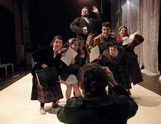 Compañía de teatro da USC, Campus de Lugo: Animaliños @ Auditorio Municipal - Ourense escea escena teatro miteu Vidal Bolaño