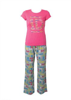 One Direction PJ's! I think I'm in love!  From dELiA*s