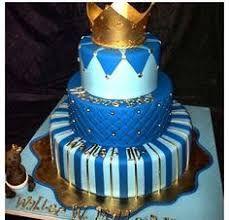 Resultado De Imagen Para Royal Prince Baby Shower Cakes