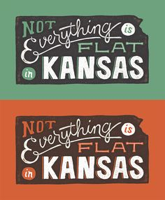 Not Everything is Flat in Kansas by John Duggan