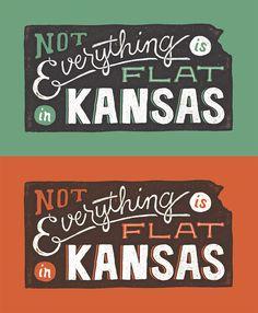 Not Everything is Flat in Kansas by John Duggan