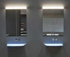PANGI nástěnné LED svítidlo 600mm, 12W, 230V, chrom : SAPHO E-shop Bathroom Lighting, Lights, Led, Mirror, Shop, Furniture, Home Decor, Bathroom Light Fittings, Bathroom Vanity Lighting