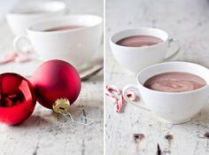 Homemade Natural Hot Chocolate.