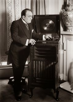 Enrico Caruso was an Italian operatic tenor. He sang to great acclaim at the major opera houses of Europe and the Americas, appearing in a wide variety of roles from the Italian and French repertoires that ranged from the lyric to the dramatic.