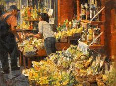 James Crandall Original Oil Paintings
