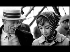 Audrey Hepburn and Fred Astaire French Interview ( - YouTube