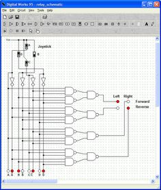 ROV Joystick for Props Bots Electrical wiring diagram