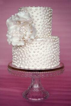Wonderful white - A Piece O' Cake