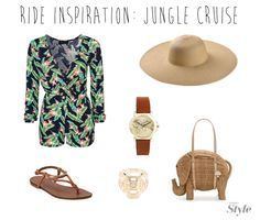 Adventurers and adventurettes, we have the perfect Disney Parks outfit for you!