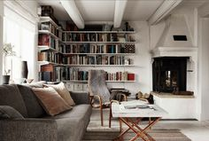 STIL INSPIRATION: A beautiful, creative home - in constant change