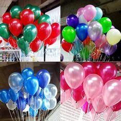 10 inch Latex Helium Lucht Ballon/Opblaasbare Outdoor Kids Speelgoed