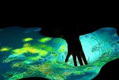 Sensible  El ecosistema de Sensible se conforma de tres tipos diferentes de organismos virtuales.  Squashy touchscreen