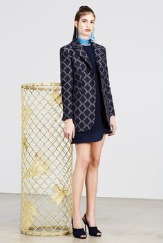Alexander Lewis | Pre-Fall 2014 Collection | Vogue Runway