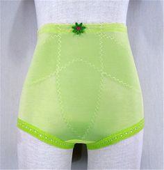 Vintage Girdle Panties LARGE Medium Upcycled by PlayItAgainGlam, $20.00