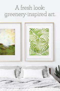 Greenery-inspired ar