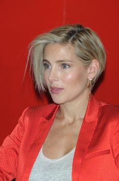 Elsa Pataky at 'Intensidad Max' Photocall on June 5 2014 in Madrid, Spain.