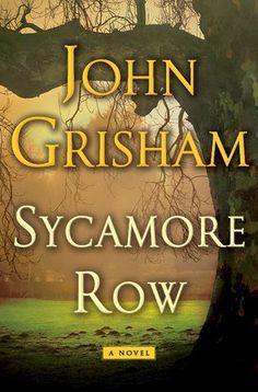 "Tremain's Book Corner: ""Sycamore Row"" by John Grisham"