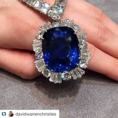 Ceylon sapphire 90.97 carats, estimate HK$9.5-15 million