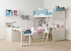 Chambre Enfant All In One Asoral