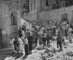 Israel Matzav: Life Magazine pics of Arab army removing Jews in 1948 from Jerusalem