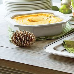 Top-Rated Christmas Brunch Recipes: Cheesy Grits Soufflé